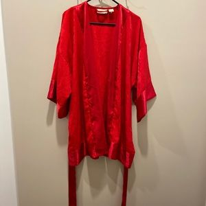 Vintage Victoria's Secret Kimono Robe
